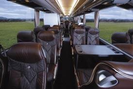 Coach Mercedes Benz Travego V45 174 Interline Limousine