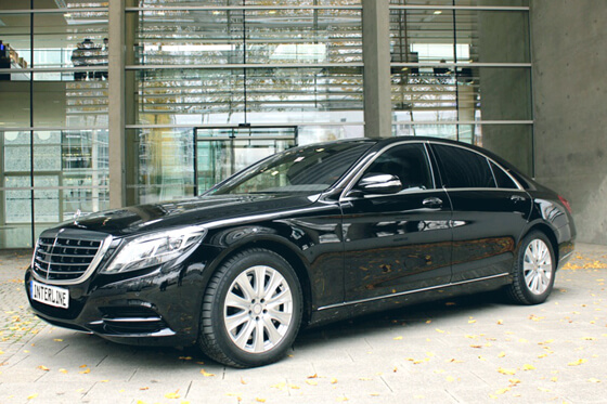 limousine mercedes benz s 500 l 4matic interline limousine network. Black Bedroom Furniture Sets. Home Design Ideas