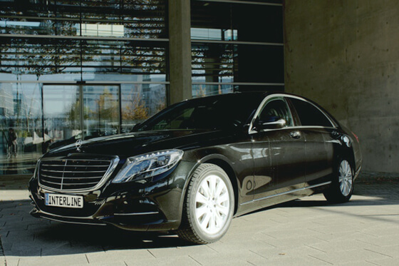 Limousine mercedes benz s 350 d l 4matic interline for Mercedes benz s 350