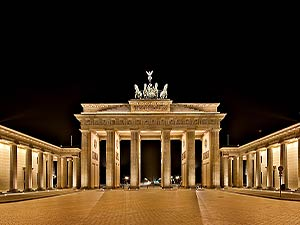 berlin, interline, brandenburger tor